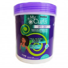 Novex Haircare My Curls Super Curly Leave In Conditioner