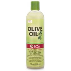 Organic - Olive Oil Sulfate-Free Hydrating Shampoo 12.5oz