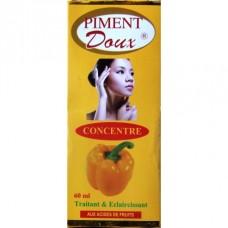 Piment doux concentrated