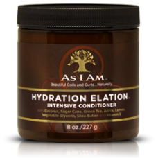 As I Am - Hydration Elation Intensive Conditoner 8oz