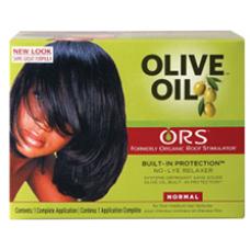 Organic - Olive Oil Relaxer Kit (Normal - Regular)