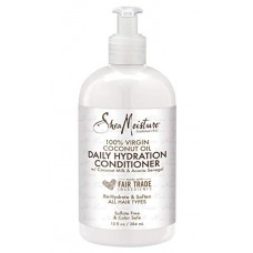 Shea Moisture 100% Virgin Coconut Oil Daily Hydration Conditioner (13 oz.)