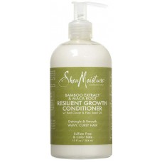 SHEA MOISTURE BAMBOO EXTRACT & MACA ROOT RESILIENT GROWTH CONDITIONER 13 oz