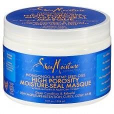 Shea Moisture Mongongo & Hemp Seed Oils High Porosity Moisture-Seal Masque (12 oz.)