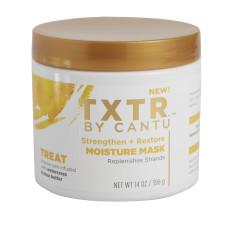 TXTR by Cantu Treat Strengthen  Restore Moisture Mask 14oz
