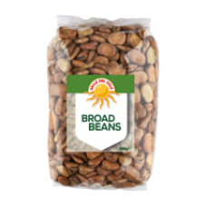 valle del sole broad beans 900g